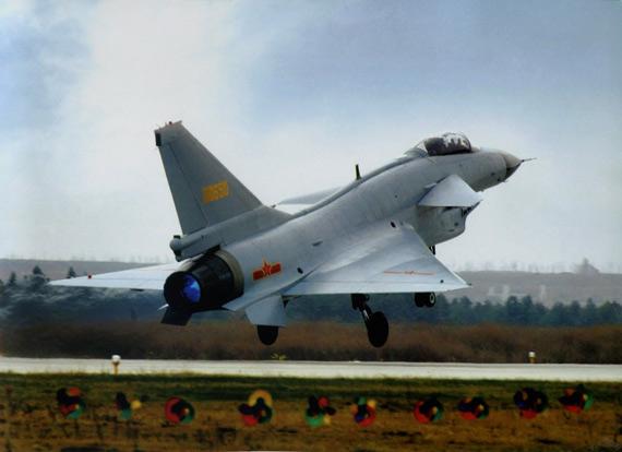中国空军歼10单机性能优于印度苏-30MKI(组图)