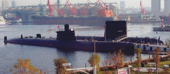 图文:中国海军正在大批建造新型宋级潜艇