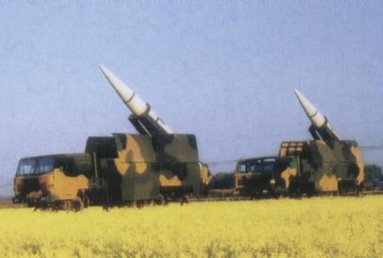 图文:《简防》认为中国常规战术导弹数量增加快速