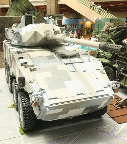 台湾开始量产云豹装甲车将取代700辆M41坦克