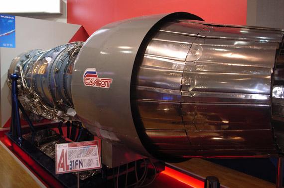 中国2007年向俄罗斯新购100台歼-10用发动机