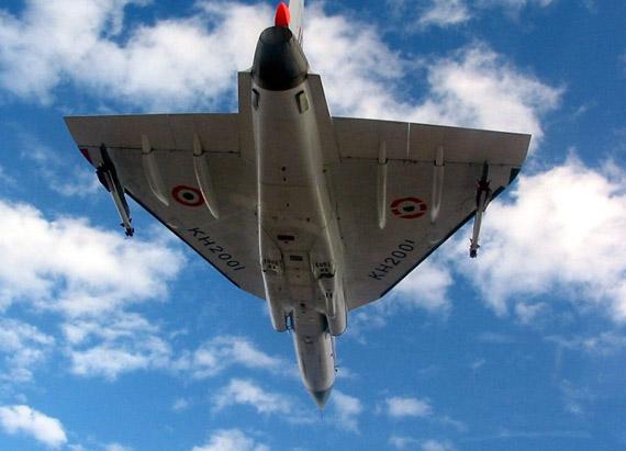 印度拒绝外国帮助称有能力自行完成LCA战机计划