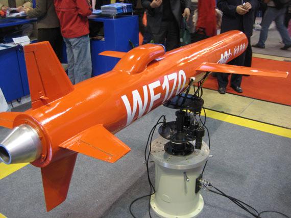国产战斧式巡航导弹训练弹亮相数据性能保密