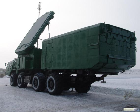 澳军专家称中俄新式雷达将让F-22无处藏身