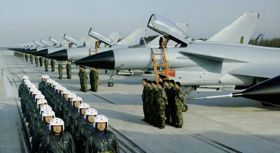 军事竞争图片_美媒称中美军事竞争走向最坏结局美必须划红