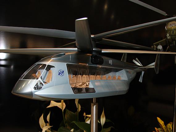 看范堡罗航展直升机评中国直升机工业软肋(图)