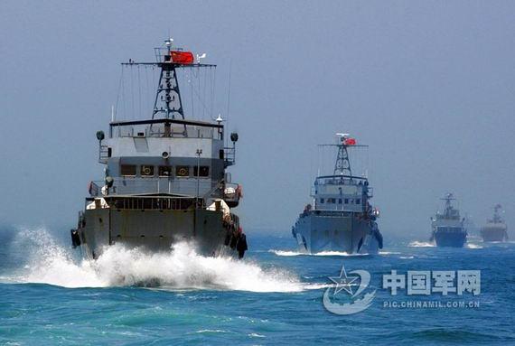 美国媒体挑拨中国与周边国家关系欲收渔翁之利