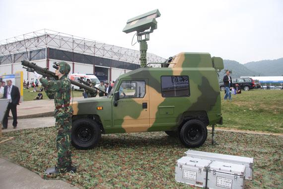 马来西亚考察团力推国防部购中国猎影防空系统