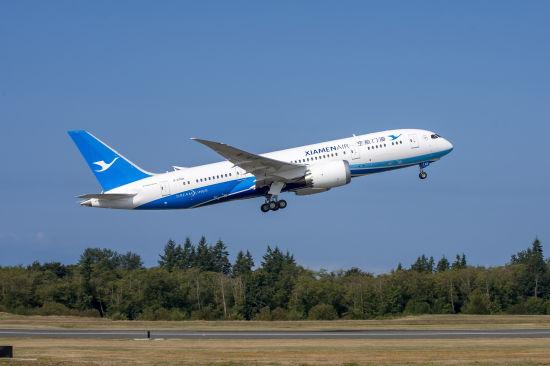 音787梦想飞机(组图)