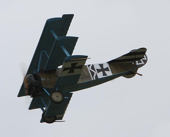 图文:二战时期德国老式飞机