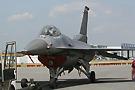 美国空军F-16C主力战机