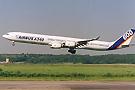 空客A340客机
