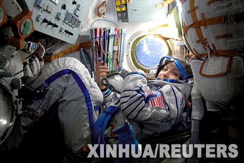 俄罗斯将从2009年后停止太空游项目(图)