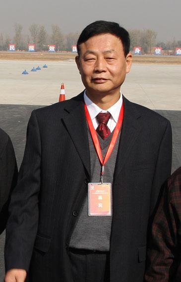 轰6-H总师周振国