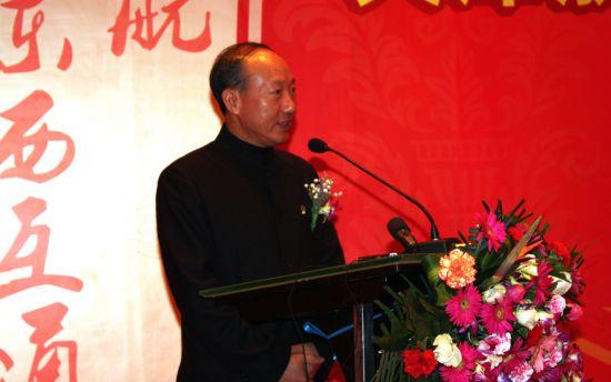 海航集团董事长陈峰就海航集团与贵州省政府战略合作发表讲话