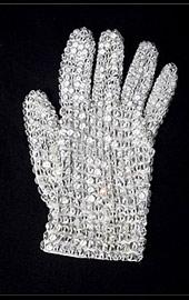 施华洛世奇水晶镶嵌手套