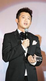 最佳艺术贡献奖得主李东田先生
