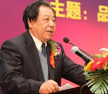 艾丰:成功就是做最好的自己品牌中国产业联盟主席
