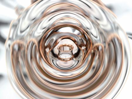 英国著名雕塑家Anish Kapoor设计的B.zero 1戒指 设计灵感图