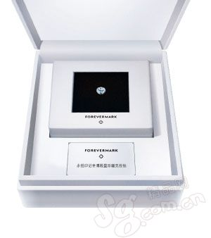 Forevermark永恒印记2010年上海世博会限量礼盒(仅在上海有售)