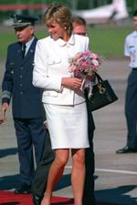 黛安娜王妃在阿根廷