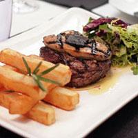C片区世博美食园:法式优雅大餐