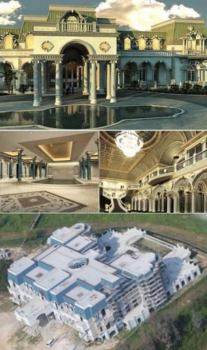 美国最大的私人豪宅