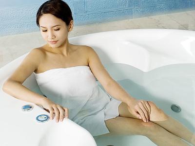 沐浴减肥法