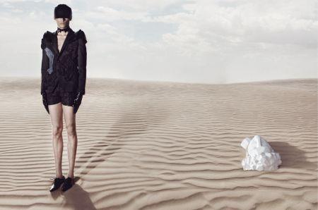 张弛:中国先锋高级时装设计师