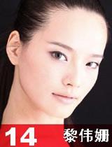 广州赛区冠军-黎伟珊