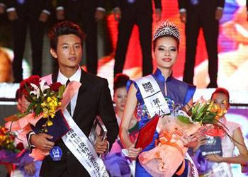 4号石拓14号黎伟珊获10新丝路中国模特大赛冠军