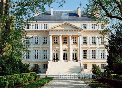 欧洲城堡别墅外观图
