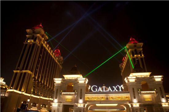 澳门银河综合度假城开幕 预计日接待游客逾3万