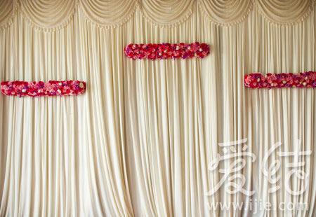 清新浪漫西式婚礼(组图)