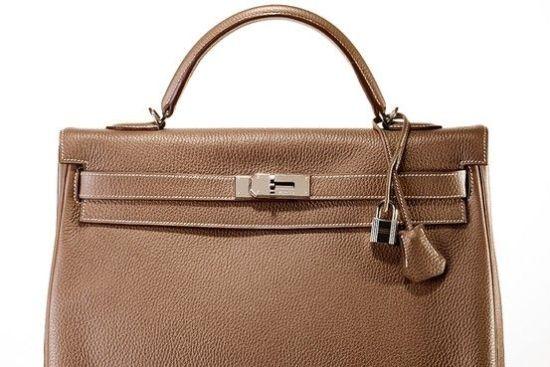 一个真的Hermès包
