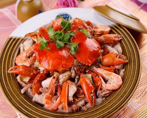 美味的螃蟹