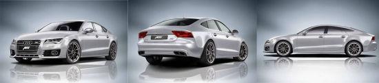 New ABT A7 Sportback