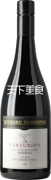 理查德百年老藤西拉干红葡萄酒