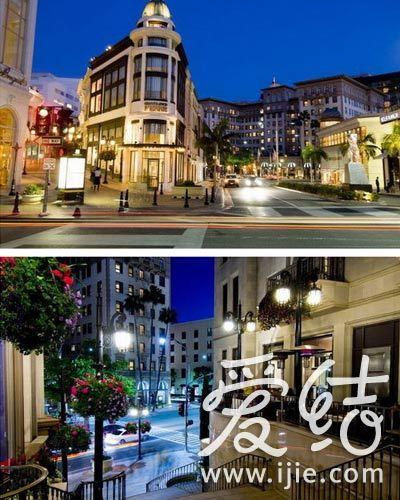 比弗利山庄:美国明星最爱的奢华购物地 - 蜜月