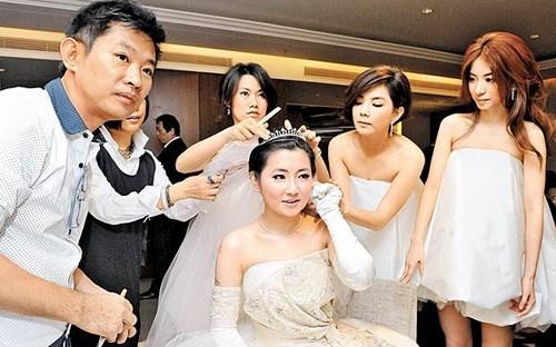 Selina婚后与阿中分房暂不蜜月 承诺会对老公好
