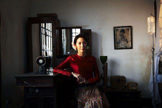 杨紫琼出演昂山素季 再现传奇人生