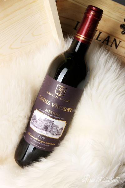 路易斯-凡桑干红葡萄酒