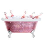 施华洛世奇粉钻小型浴缸