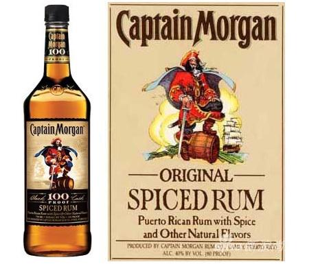 摩根船长朗姆酒