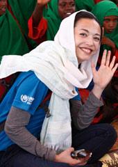 姚晨:联合国难民署中国区代言人