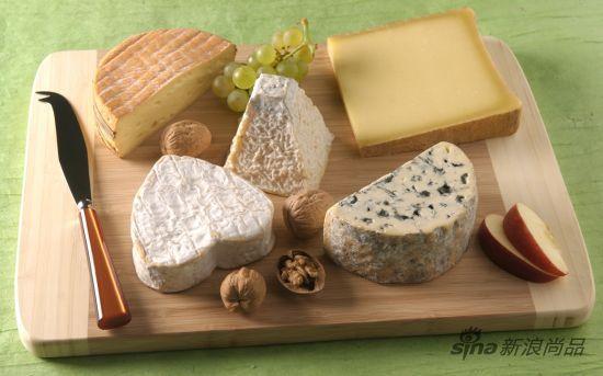 最美味的奶酪在法国