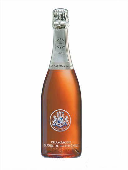 罗斯柴尔德桃红香槟
