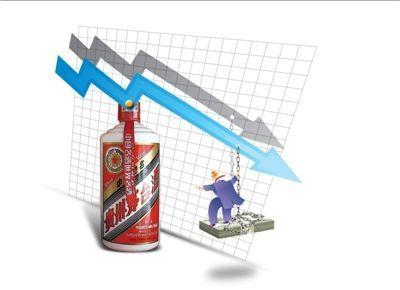 一直节节攀升的53度飞天茅台终端零售价格最近再度下跌