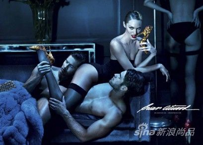 Brian Atwood 2012秋冬广告