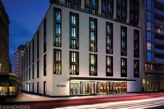 伦敦宝格丽酒店